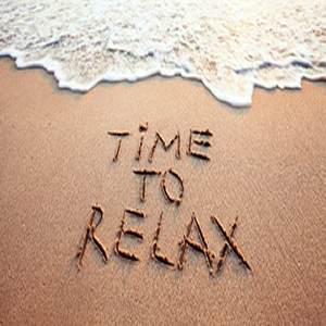 Relax…God's in Charge